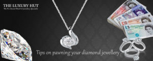 pawning your diamond jewellery