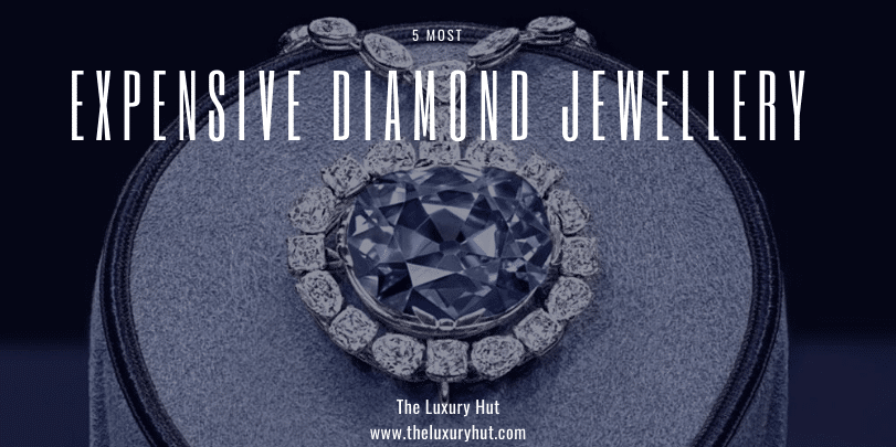 5 Most Expensive Diamond Jewellery as of 2020