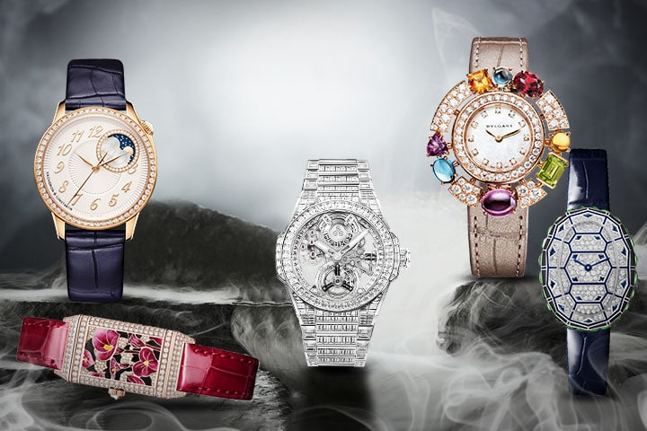 Luxury Watches From Watches And Wonders 2021